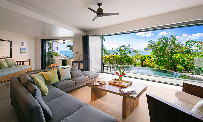 A stunning example of the living spaces at Tamarind Hills